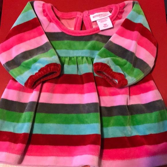 OshKosh B'gosh Other - Baby girl velvet dress Oshkosh 3M